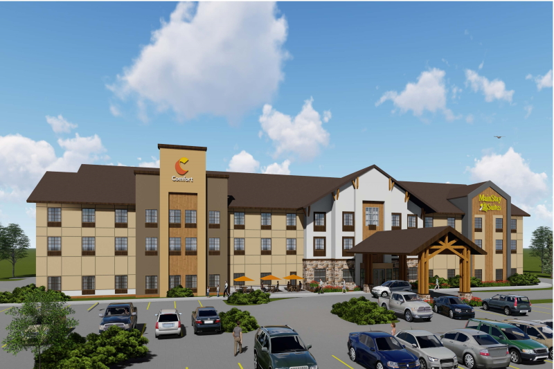 Choice Hotels Mainstay Suites Rendering 800