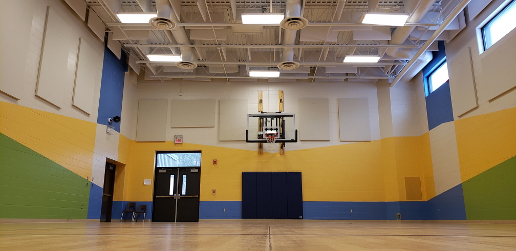 Gym Lower Perspective